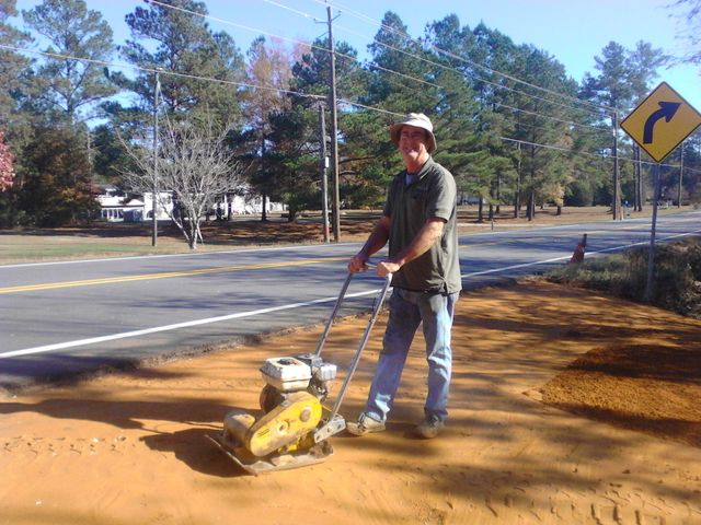 Grading Contractor Augusta GA