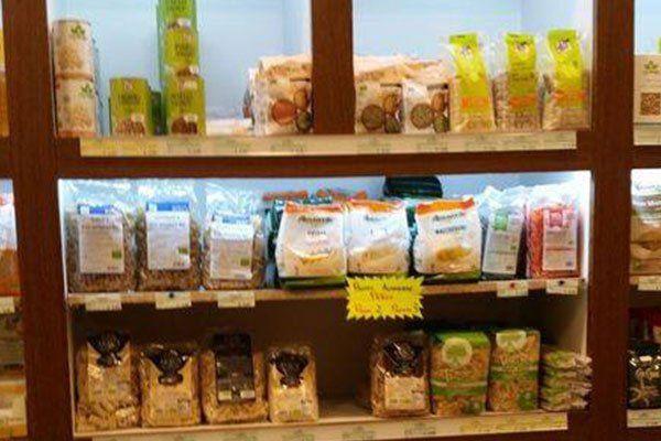 Pane,biscotti,risi,paste.....tutto senza glutine
