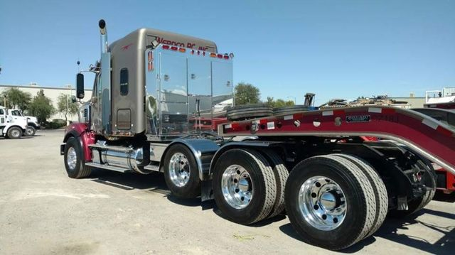 Heavy Haul Transport | Las Vegas, NV | Werdco BC Inc