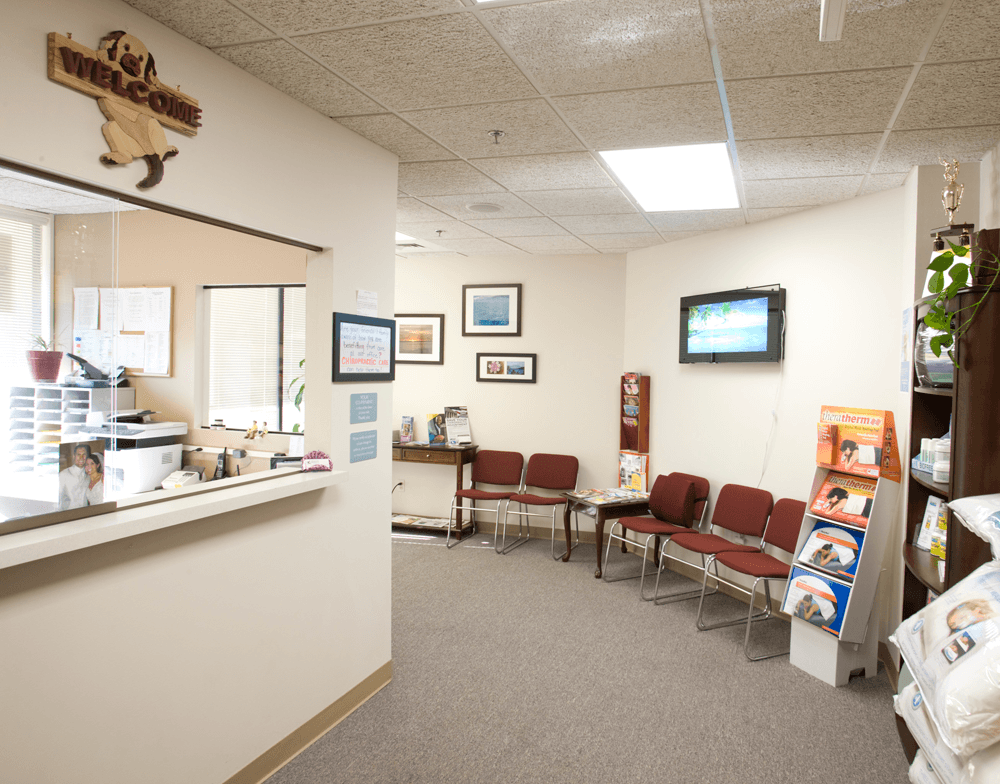 Chiropractic Nutrition Office Hours