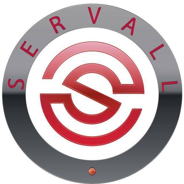 Servall logo