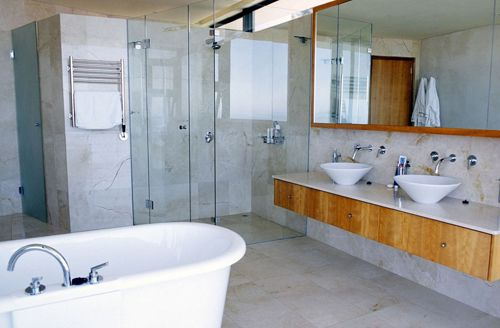 Bathroom renovation in Auckland