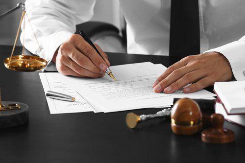 elaborazione documenti notarili