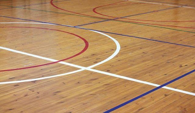Sports flooring installations