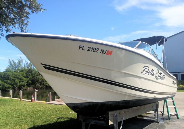 Ten - Tex Yacht Detailing and Boat Detailing serving South
