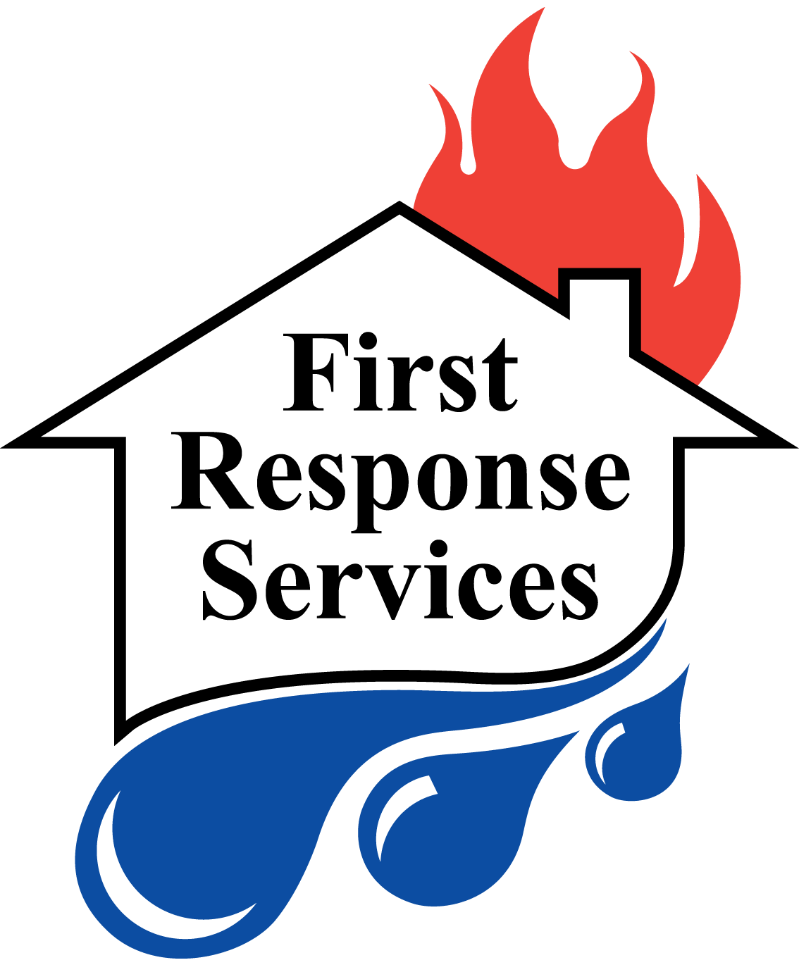 Water Damage   First Response Services