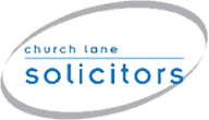 church lane solicitors logo