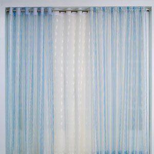 light colours curtain