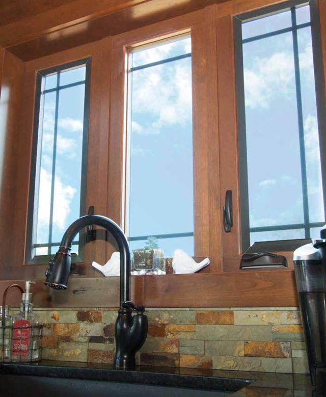 Windows Plus Wood Vinyl Hybrid Windows In Cincinnati Oh