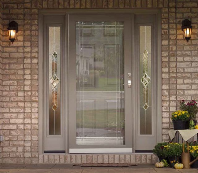 Storm Doors in Cincinnati