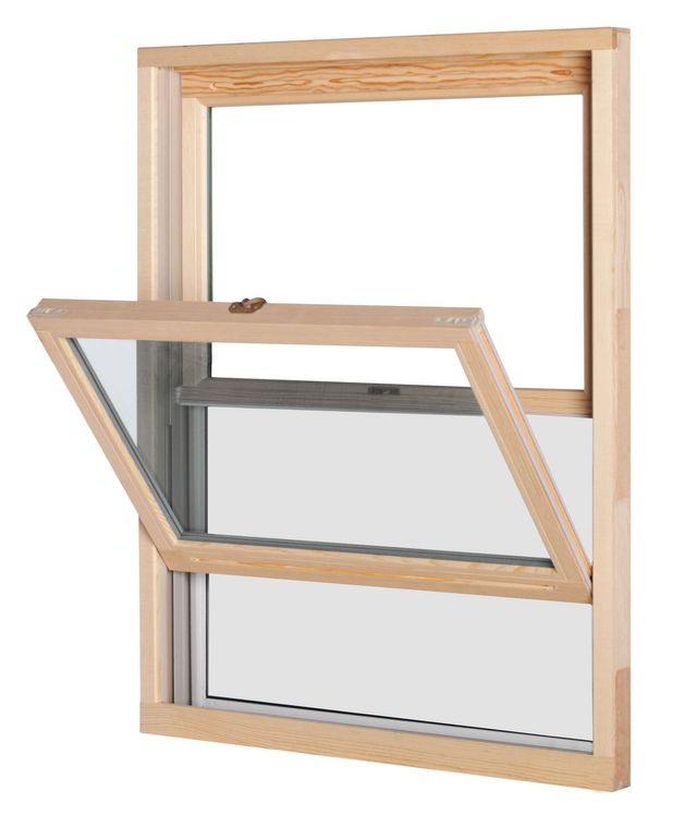 Custom Wood Window