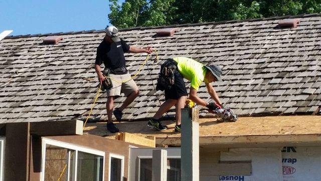 Paradigm Contracting Roofing Siding Decks Windows