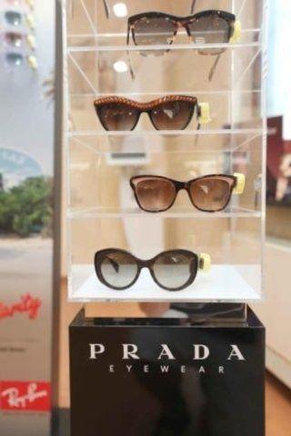 occhiali sole Prada