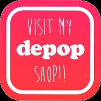 depop logo