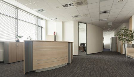 interiors for commercial buildings