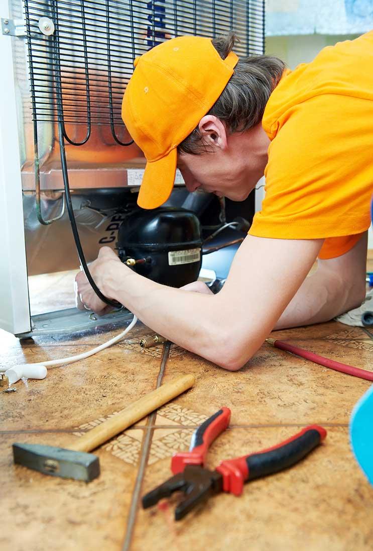 Refrigerator repair tips
