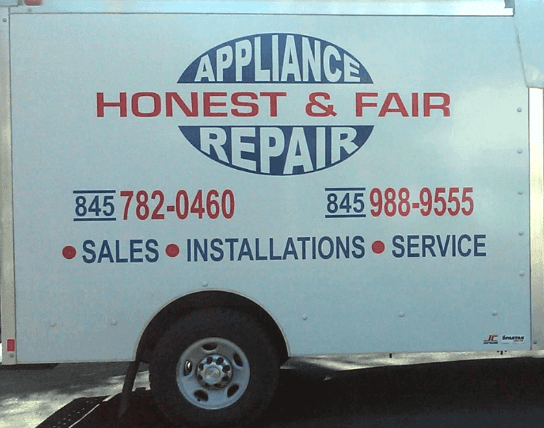 Honest Amp Fair Appliance Repair Appliance Repair Monroe Ny