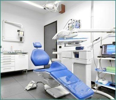 seduta dentista