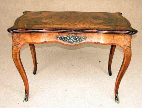 Antique furniture - centre table