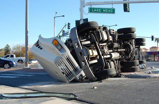Semi-Truck Wreck - Shapiro, Cohen and Basinger, Ltd