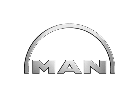 C & B OFFICINE MECCANICHE AUTORIZZATA MAN - LOGO
