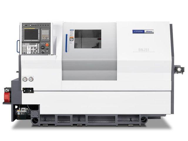Miyano BNJ CNC Machines