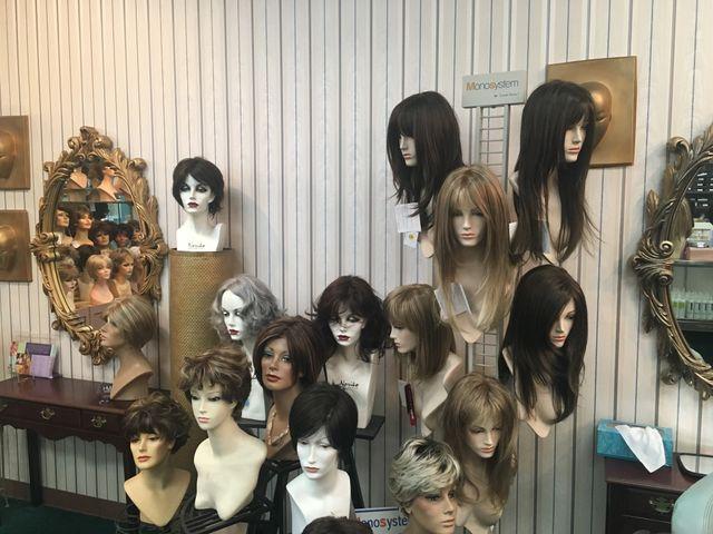 monofilament wigs, synthetic wigs & lace front wigs | Houston, TX | Ann's Wig Salon