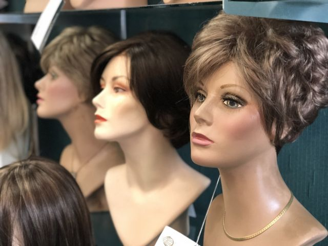 Hair Pieces, Human Hair Wigs & Men's Toupee