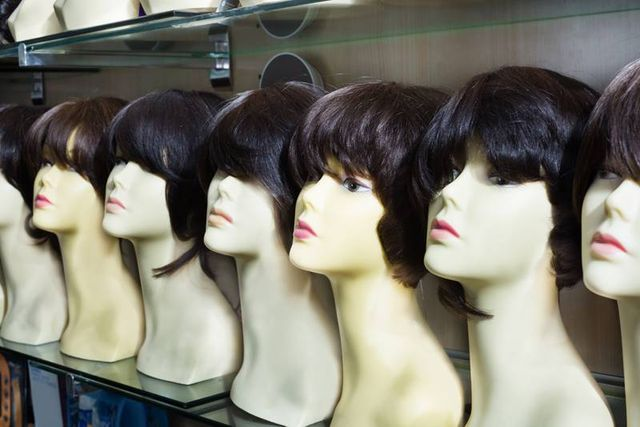 Lace Front Wigs in Houston, TX