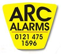ARC Alarms logo