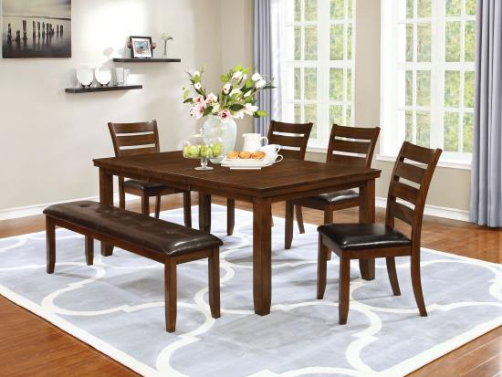 6 Seater Dining Room Table With Chairs In Schenectady, NY
