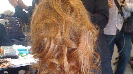 flip-in hair extension