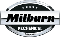 Milburn Mechanical Logo