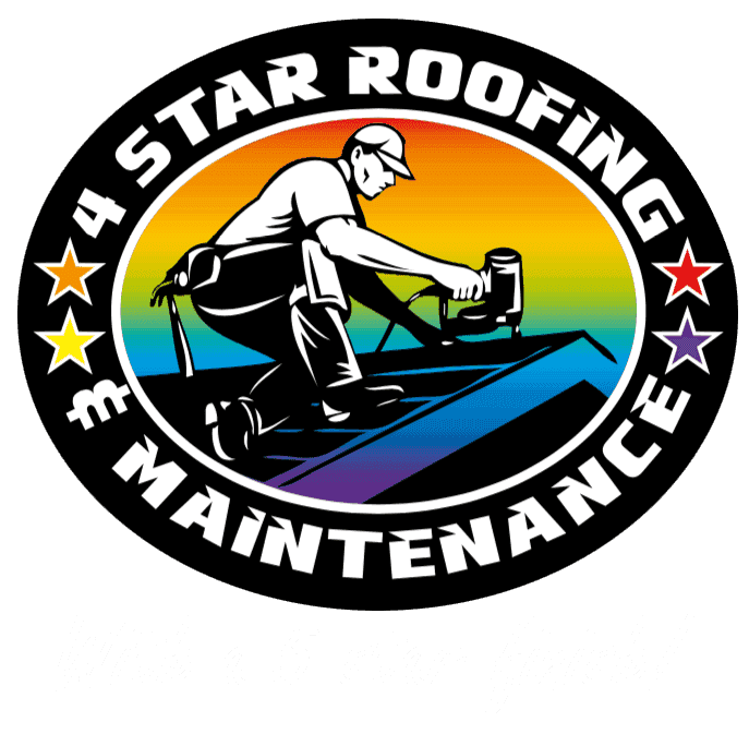 4 Star Roofing & Maintenance company logo