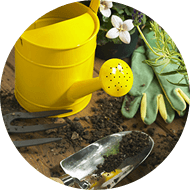 accessori giardinaggio