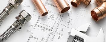 articoli idraulici su un progetto
