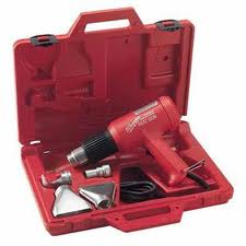 Paint stripper heat gun