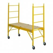 bakers rack scaffolding