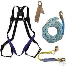 roofing safety harness
