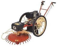 Brush Hog Weed Mower