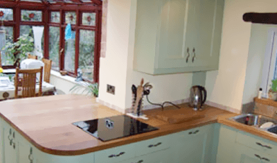 green kitchen worktop premium kitchen worktops supplied amp installed in witney 1455