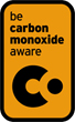 be carbon monoxide aware logo