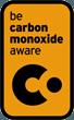 be carbon monoxide aware logo