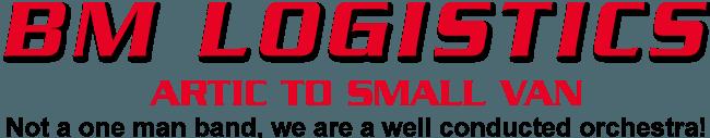 BM LOGISTICS logo