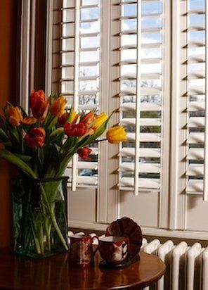 Luxurious shutters