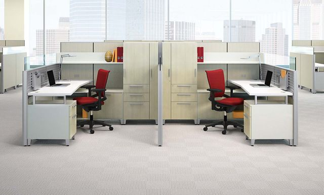 Office filing and storage systems by Senetics in Honolulu, HI
