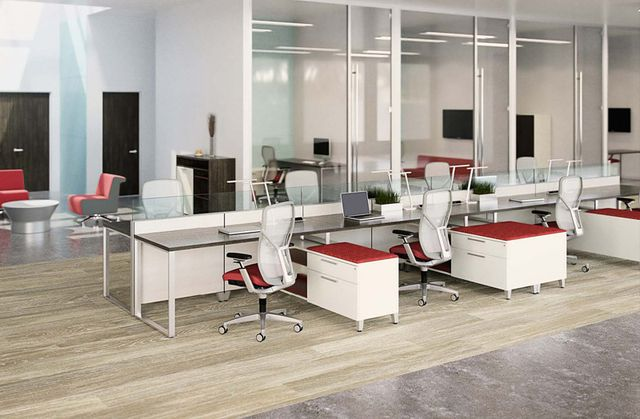 office benching and desk systems in Honolulu, HI