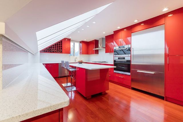 Vancouver Kitchen Renovations - Contracting Work, Renovations ...