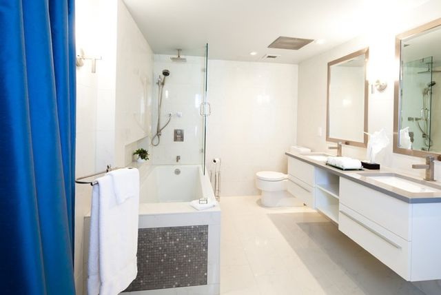 Bathroom renovations vancouver contracting work for Bathroom design vancouver