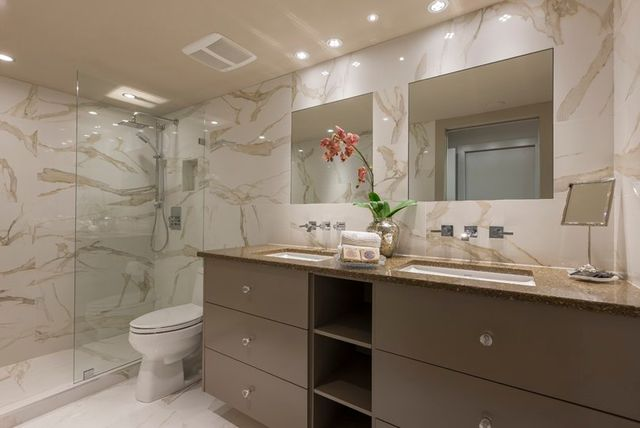 Bathroom Renovations Vancouver Contracting Work Interior Design - Bathroom remodel vancouver bc